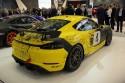 Porsche Cayman GT4 Clubsport, tył