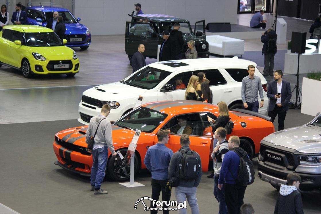 Samochody Dodge