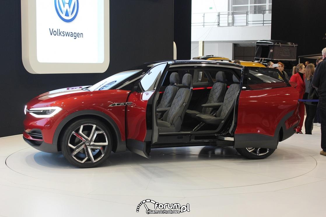 Volkswagen ID. Crozz, bok