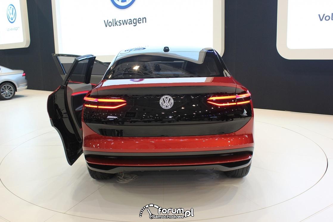 Volkswagen ID. Crozz, tył