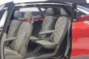 Volkswagen ID. Crozz, wnętrze, siedzenia