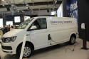 Volkswagen Transporter elektryczny