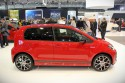 Volkswagen Up! GTI, bok