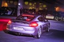 Porsche Cayman, tył
