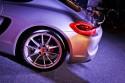 Porsche Cayman, tylne światła