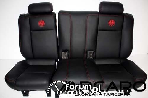 Alfa Romeo arcaro.pl fotele
