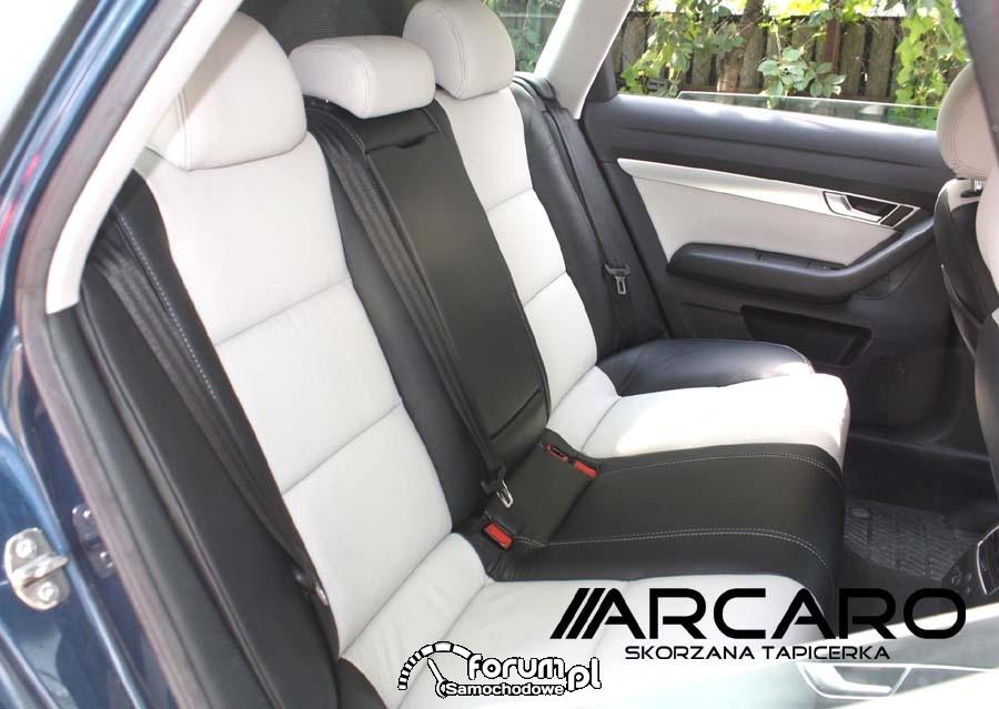 Audi A5- personalizacja wnetrza