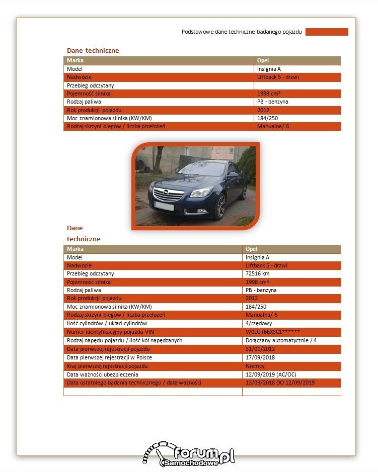 Sprawdzenie pojazdów przed zakupem - zdalnie