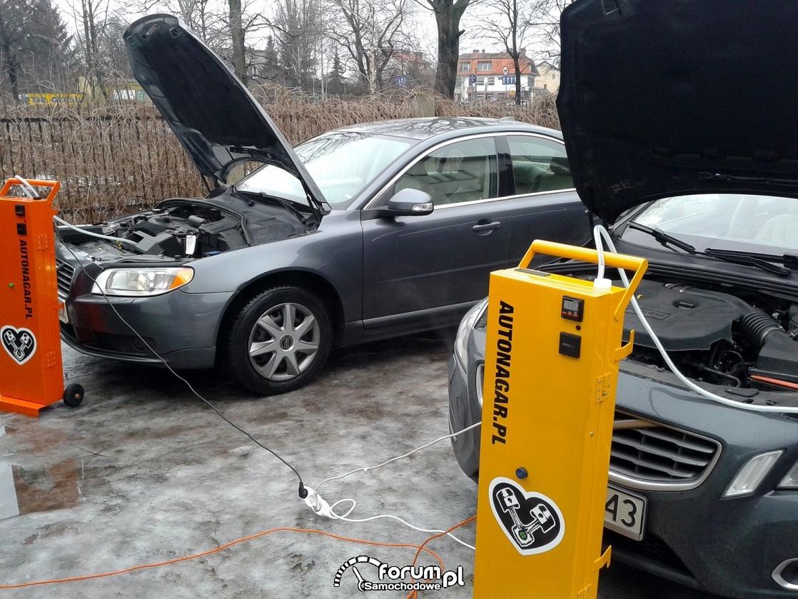 Wodorowanie silników spalinowych