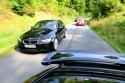 BMW, Audi w górach