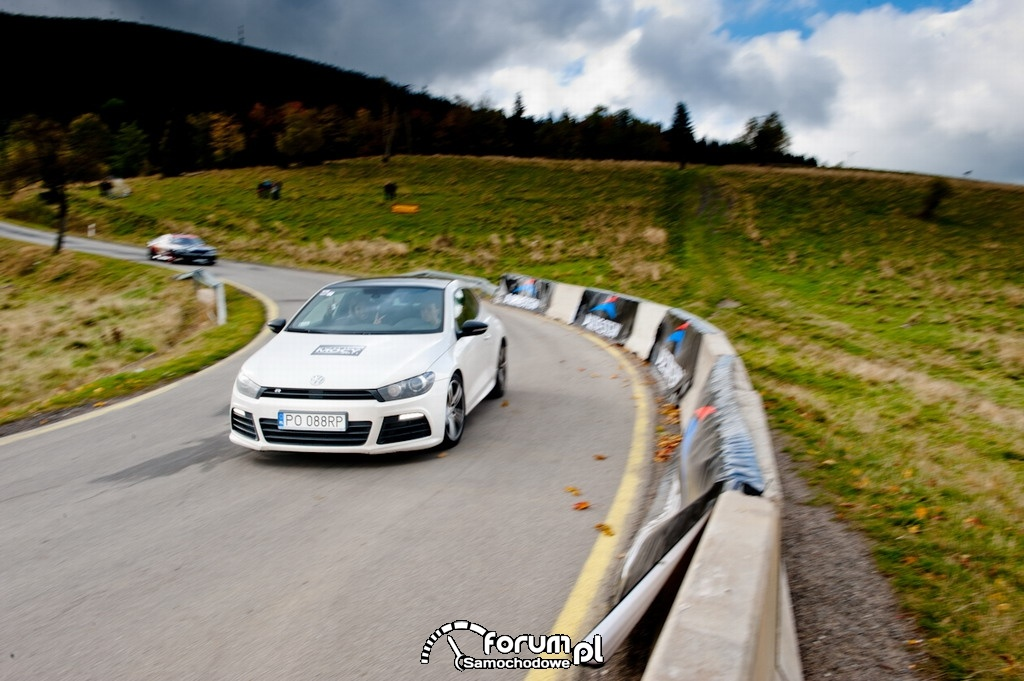 Rajdowe odcinki specjalne - VW Scirocco