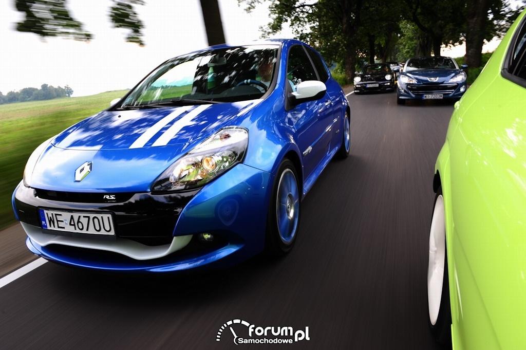 Renault Clio Sport RS