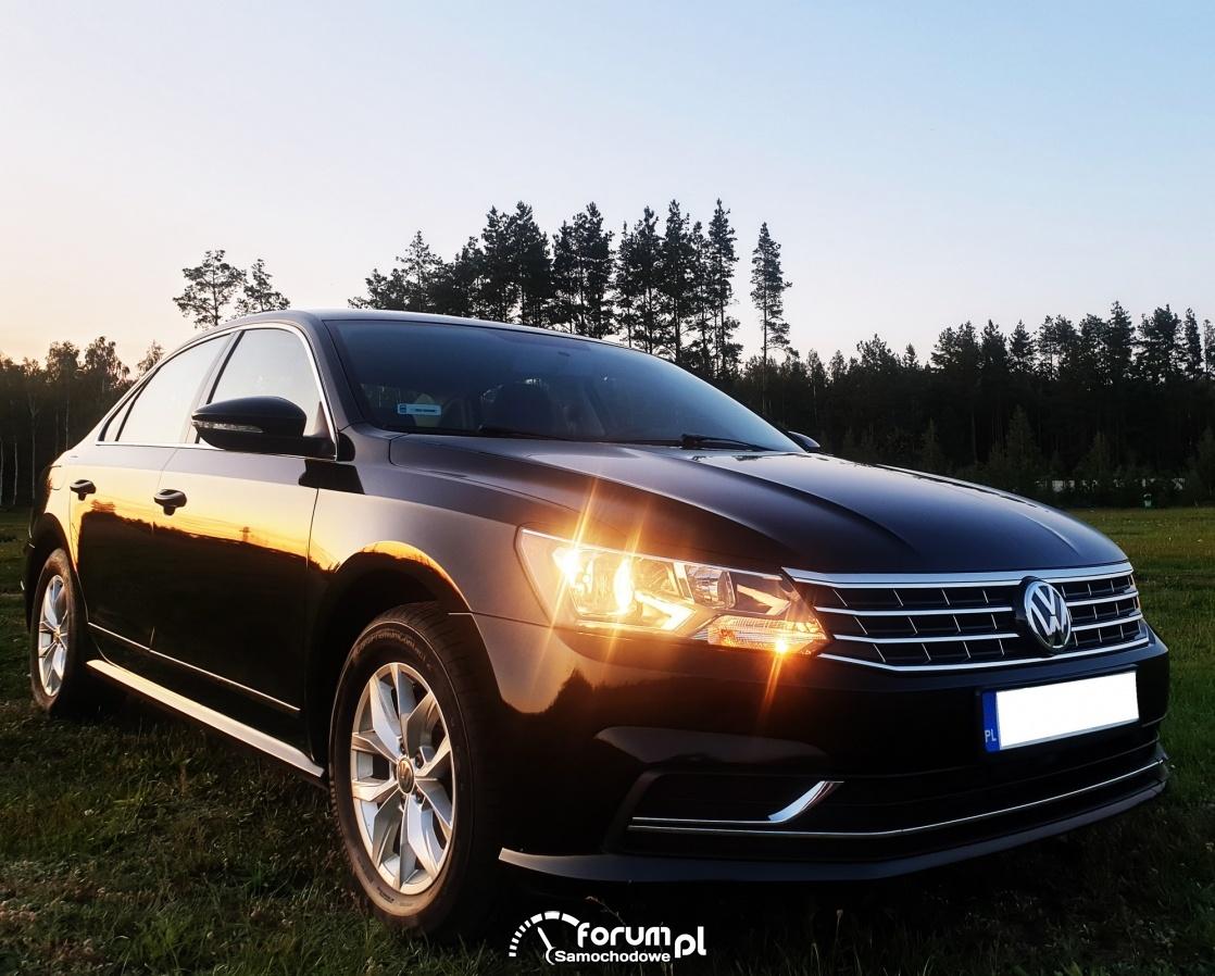 Volkswagen Passat B7 LIFT / B8