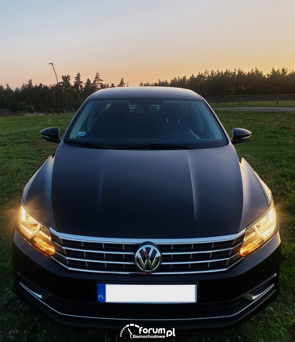 Volkswagen Passat B7 LIFT / B8, przód
