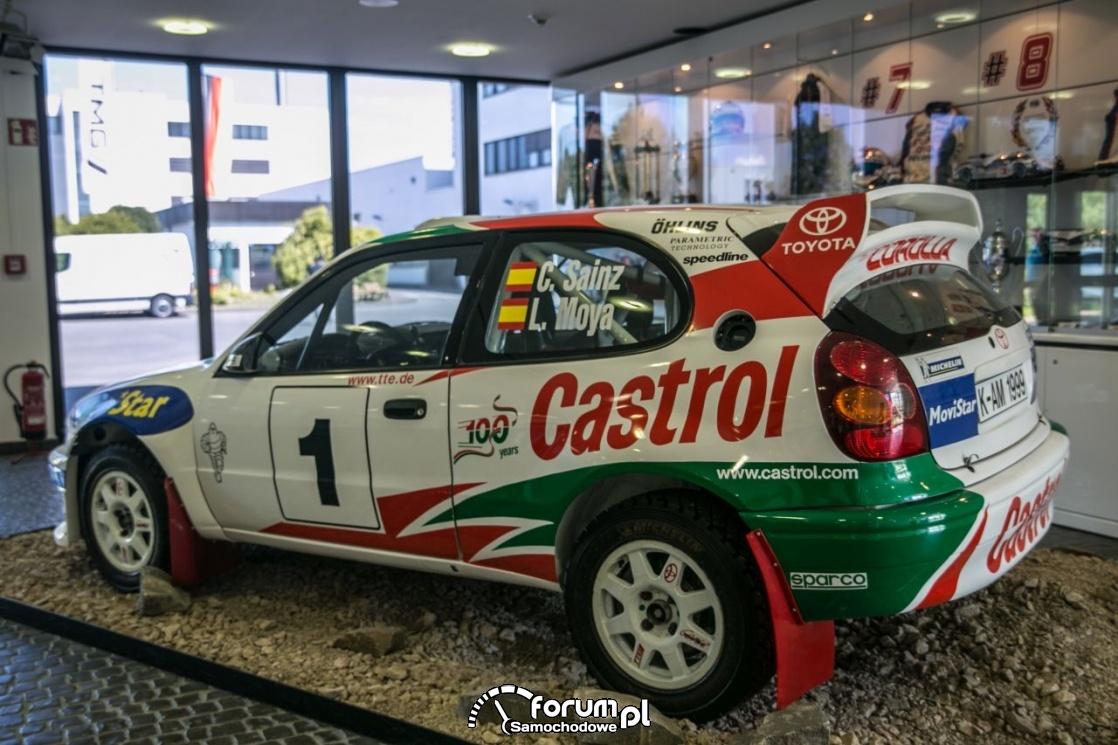 Rajdowa Corolla, Muzeum Toyota Motorsport