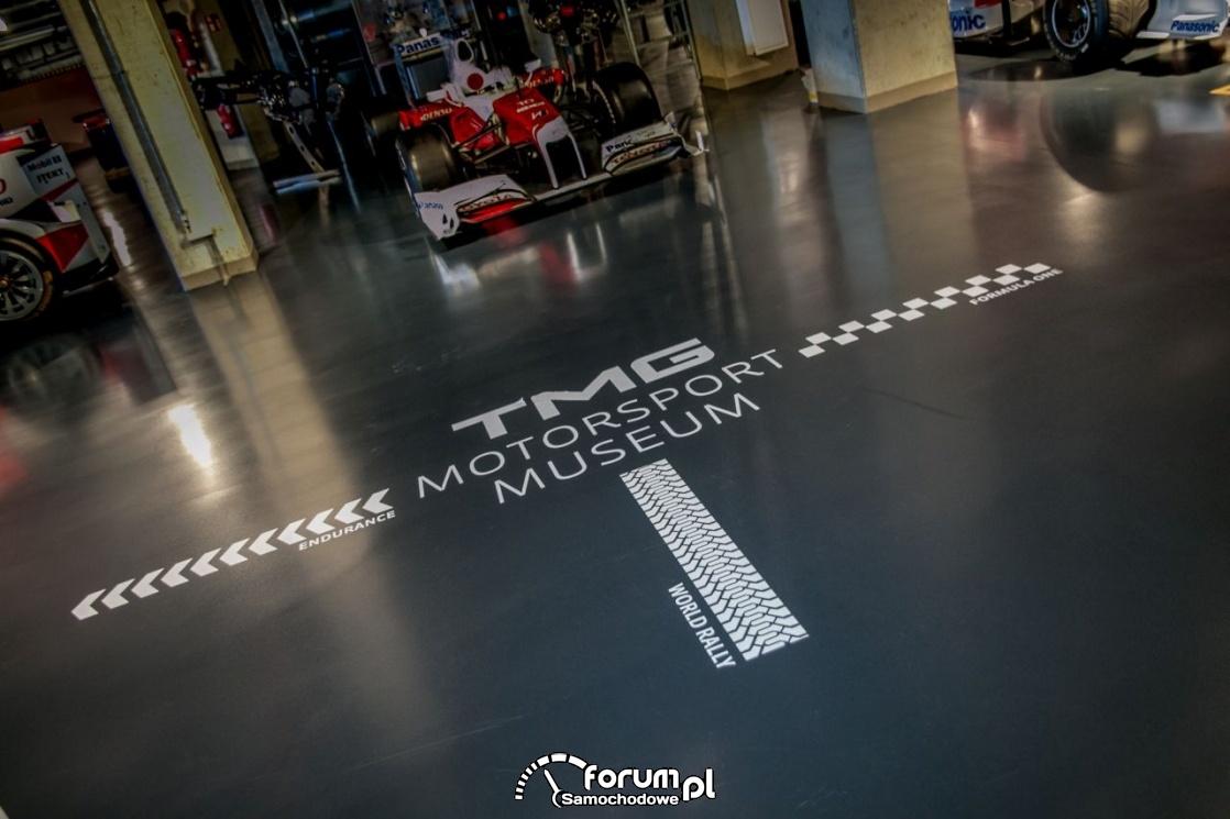 TMG Motorsport Museum