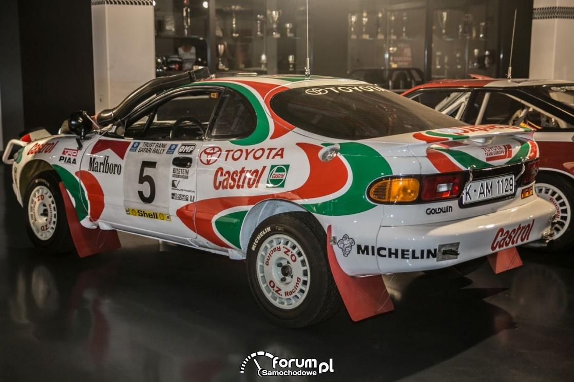 Toyota Celica, Muzeum Toyota Motorsport