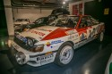 Toyota Celica ST165, przód,  Muzeum Toyota Motorsport