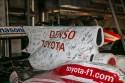 Wlot powietrza Toyota F1, Muzeum Toyota Motorsport