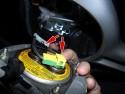 BMW X5 E53 wymiana przełącznika wycieraczek, 2