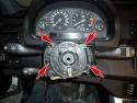 BMW X5 E53 wymiana przełącznika wycieraczek, 5