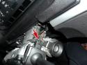 BMW X5 E53 wymiana przełącznika wycieraczek, 7