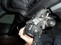 BMW X5 E53 wymiana przełącznika wycieraczek, 8