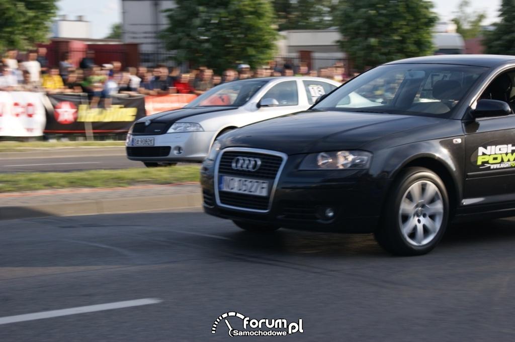 Audi A3 vs Skoda Octavia