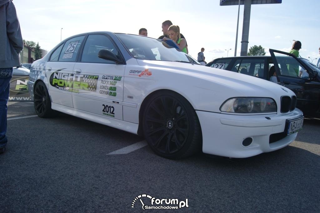 BMW Night Power