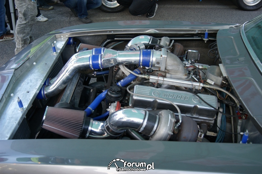 Chevrolet Camaro 4x4 TwinTurbo by VTG Team