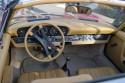 Porsche 911, wnętrze