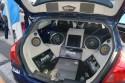 Zabudowna bagażnika Car Audio, 2