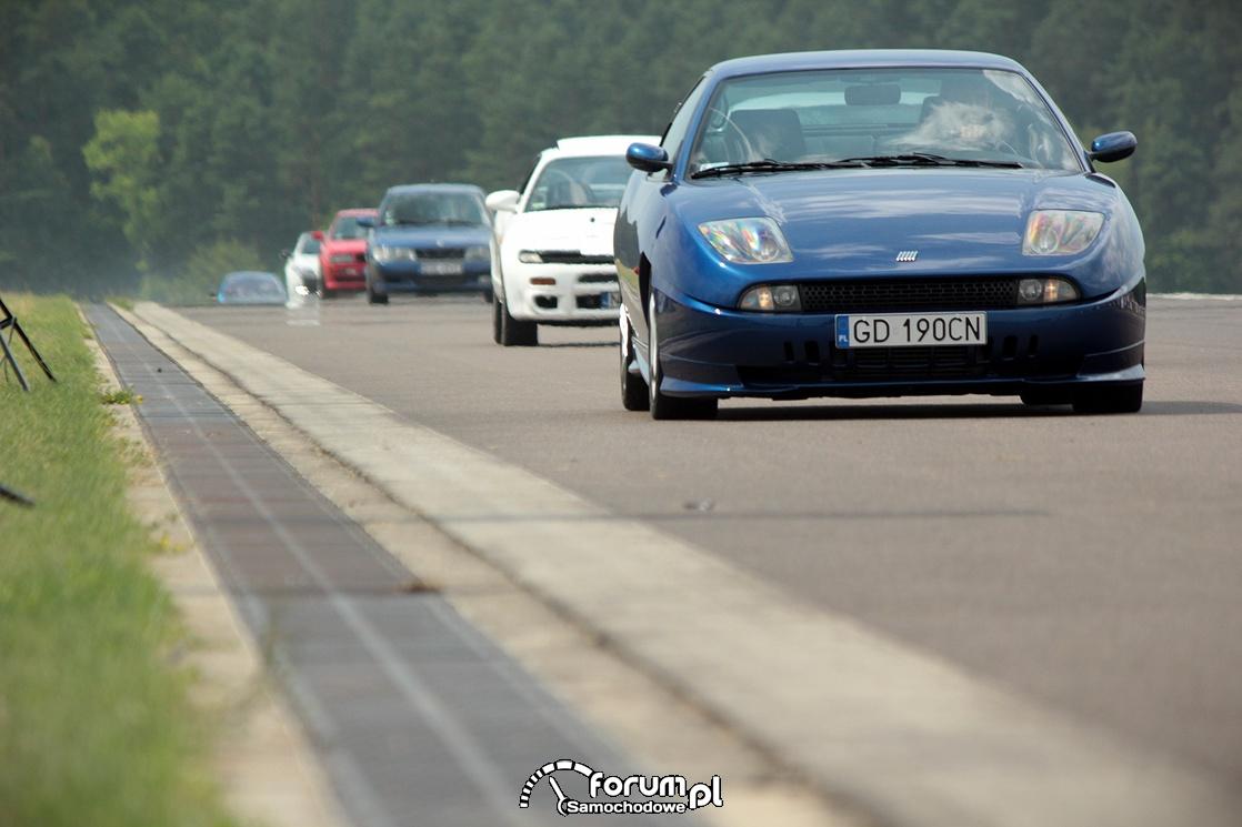 Rozgrzany asfalt może być niebezpieczny!