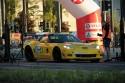 Chevrolet Corvette C6, linia startu wyścigów równoległych