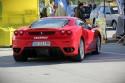 Ferrari F430, tył