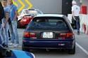 Honda Civic V, tył
