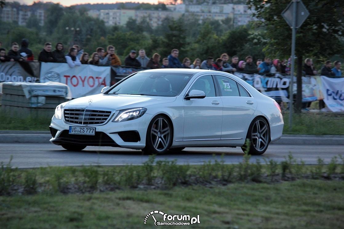 Mercedes-Benz S klasa, 2
