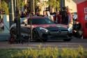 Mercedes-Benz SLR AMG, linia startu