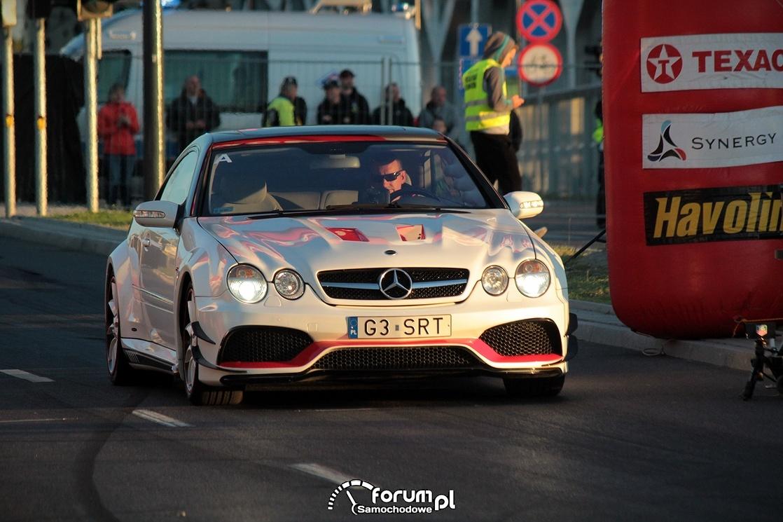 Mercedes CL 5.5 benzyna 500 KM