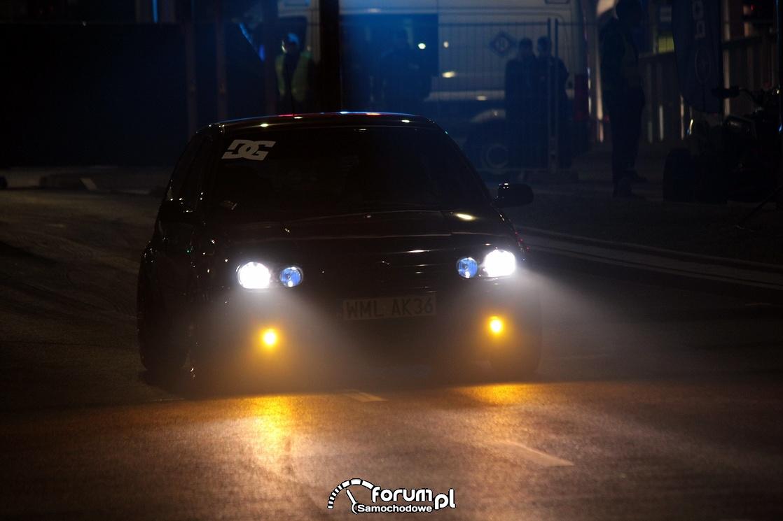 Światła samochodu, Volkswagen Golf IV