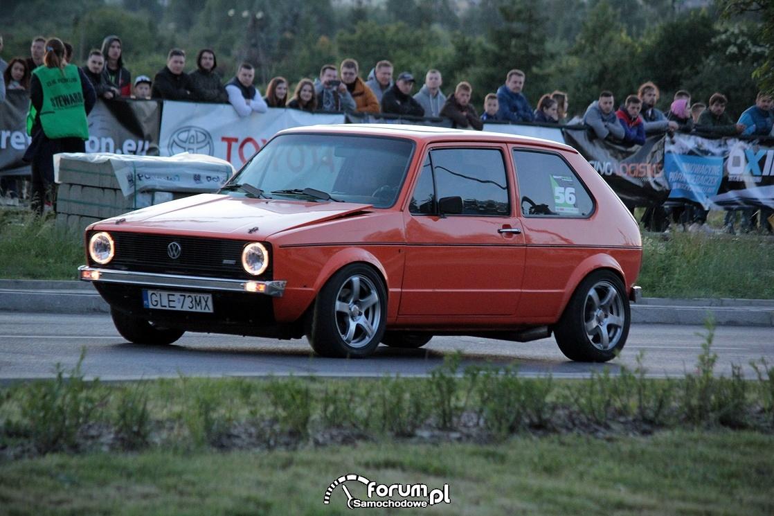 Volkswagen Golf I, ringi