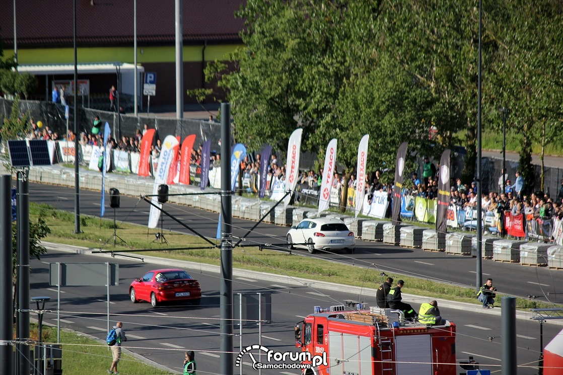 Wyścigi na ulicy Sikorskiego w Olsztynie, 3
