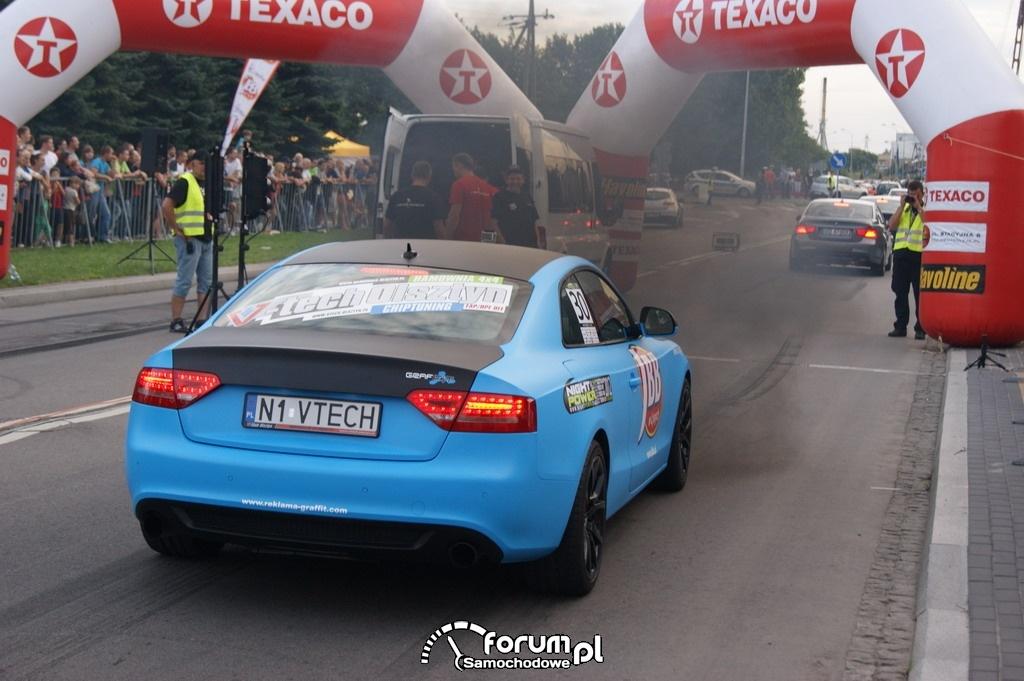 Audi A5, JBB, 2