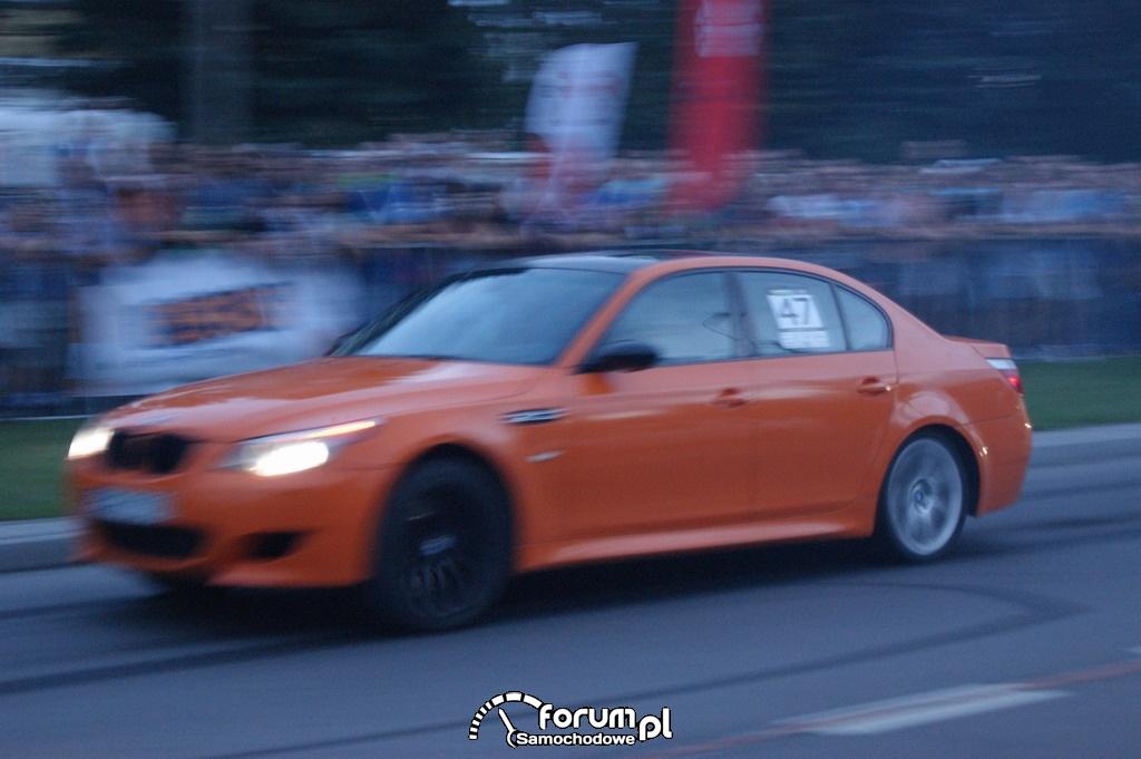 BMW M5 serii 5 E60, 2