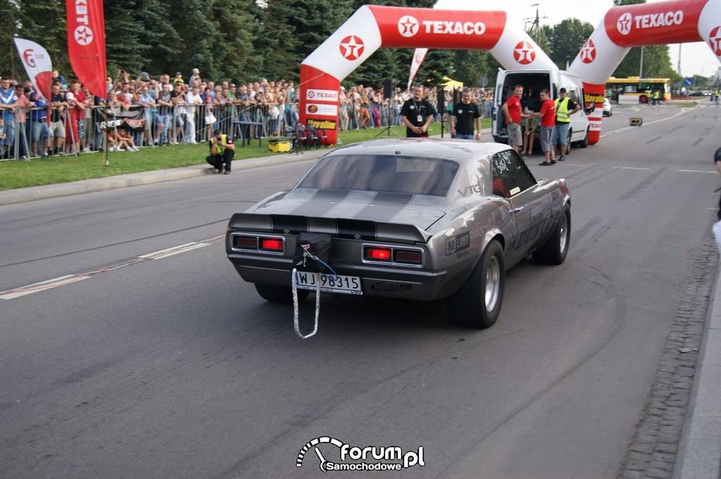 Chevrolet Camaro 4x4 TwinTurbo by VTG Team, spadochron