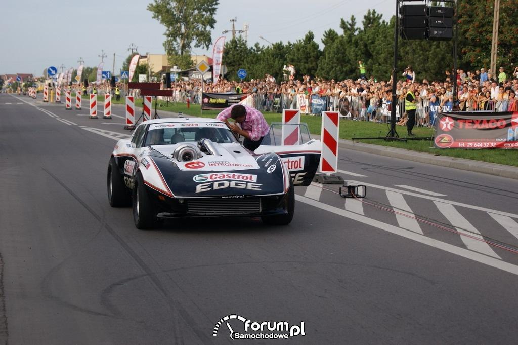 Chevrolet Corvette 4x4 Turbo, 1