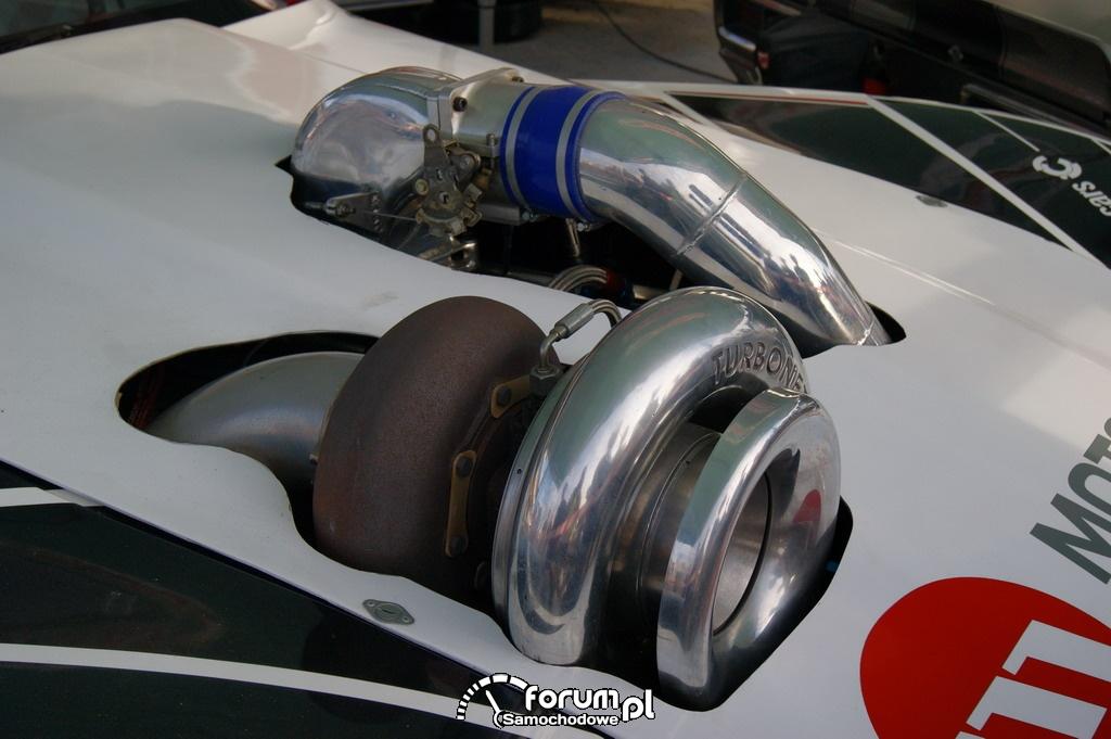 Objawy uszkodzenia turbosprężarki