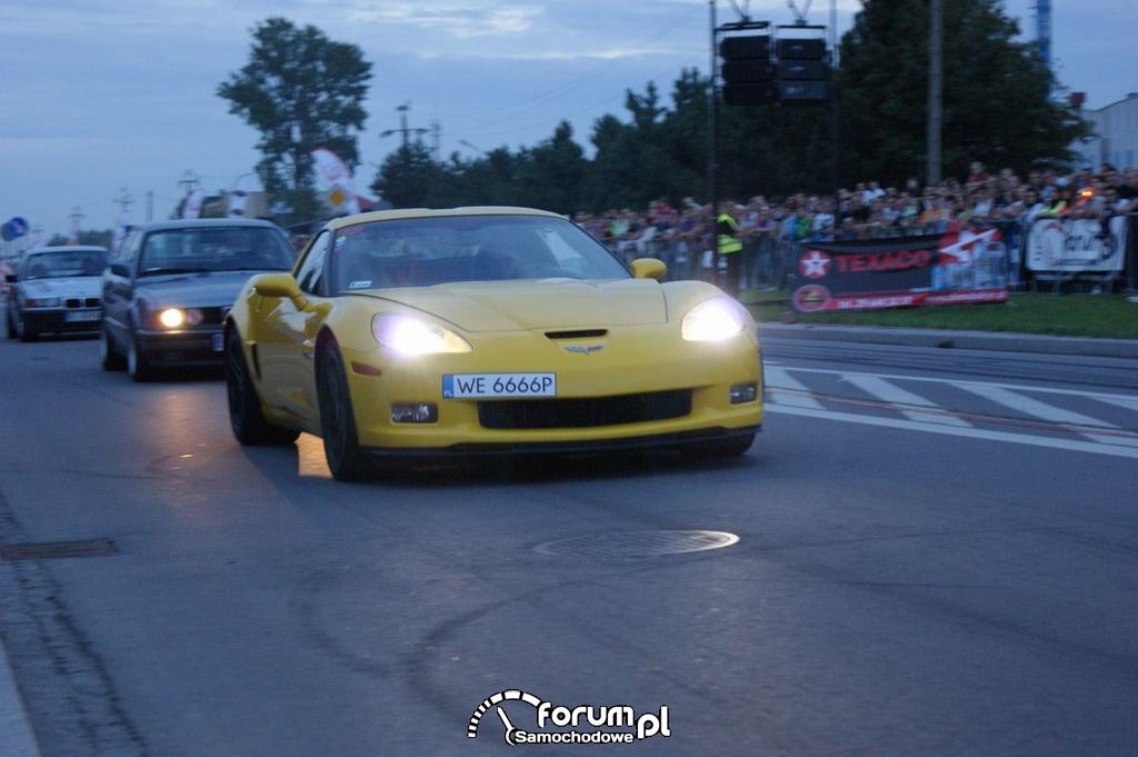 Chevrolet Corvette C6 coupe, 3