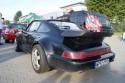 Porsche 911 Turbo, tył
