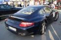 Porsche Carrera 911 Turbo, tył